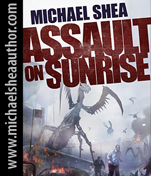 Fantasy Horror Author Michael Shea