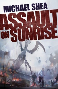 AssaultonSunriseFrontCover 198x300 Thanks to Library Journal for this review of ASSAULT ON SUNRISE