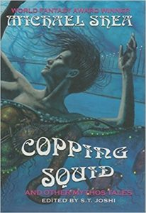 Copping Squid by Michael Shea