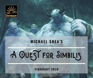 Michael Shea - Quest For Simbilis
