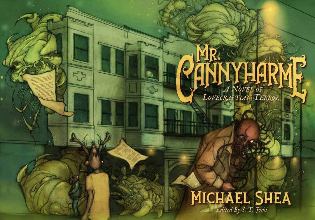 Michael Shea - Mr. Cannyharme